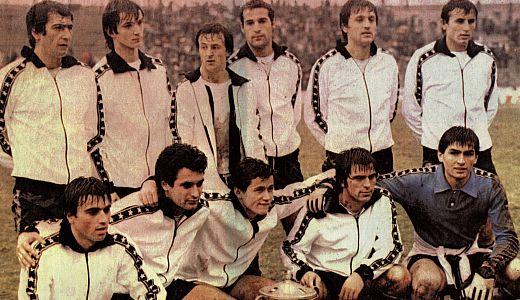 Partizan, pobednik Srednjoevropskog kupa 1978. godine