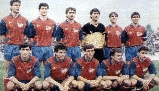 Banjalučki Borac, pobednik Kupa Jugoslavije 1988. godine