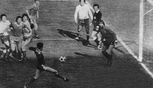 Sa utakmice Zvezda - Hajduk 1979. godine