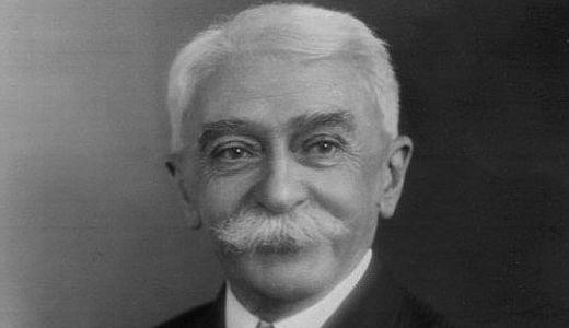 Začetnik olimpijskih igara modernog doba Pjer de Kuberten
