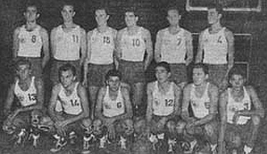 Reprezentacija Jugoslavije na Prvom svetskom košarkaškom prvenstvu