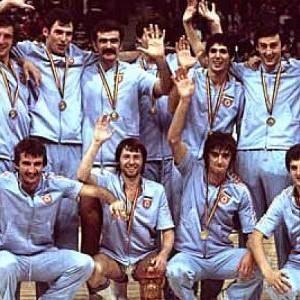 Košarkaši Jugoslavije, šampioni Evrope iz Liježa 1977. godine