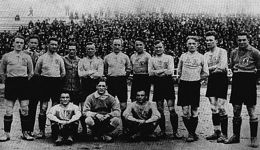 HŠK Građanski, prvaka države 1923. godine
