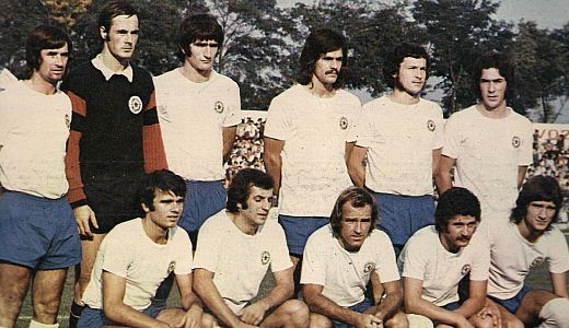 Sastav splitskog Hajduka iz 1973. godine