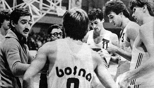 Košarkaši Bosne