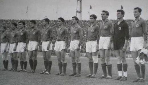 Fudbalski olimpijski tim iz 1960. godine