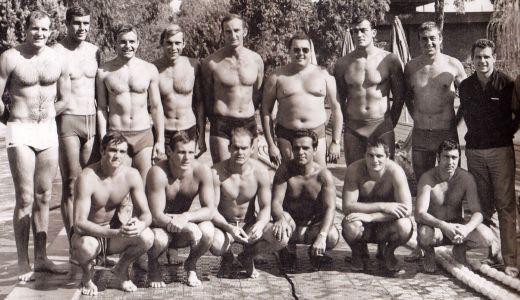 Vaterpolisti Jugoslavije, zlatni iz Meksika