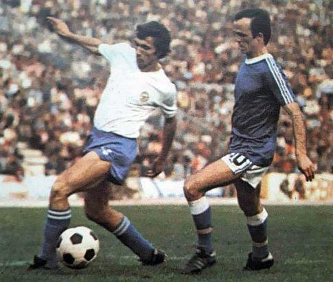 Zoran Vujović (levo, Hajduk) i Ante Miročević
