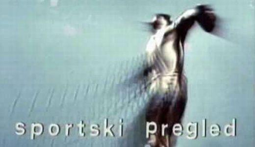"""Špica """"Sportskog pregleda"""""""