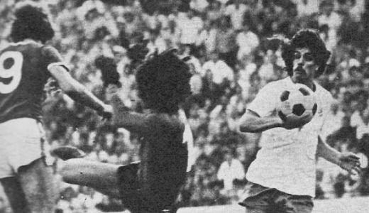 Gol Duška Bajevića protiv Hajduka