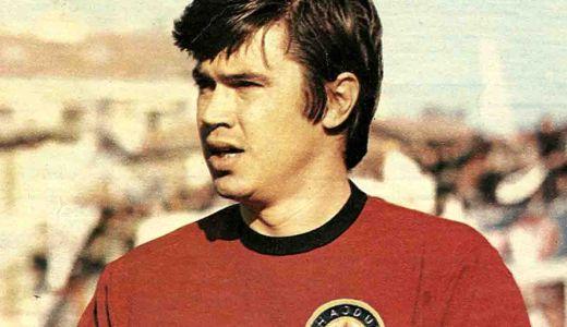 Golman Hajduka Radomir Vukčević