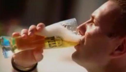 Siniša Mihajlović u reklami za pivo