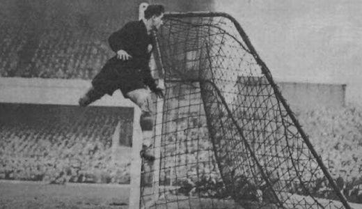 """Veliki Vladimir"" Beara, heroj utakmice Engleska - Jugoslavija 2:2"