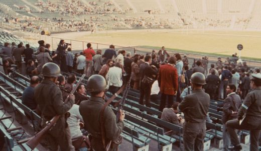 Vojna hunta je stadion Nacional u Santjagu 1973. godine pretvorila u logor