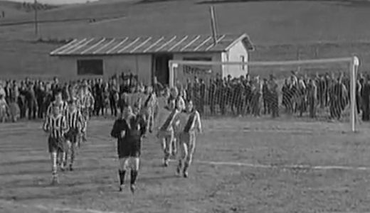 "Scena iz filma ""Drug predsednik centarfor"" iz 1960. godine"