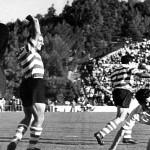 Prva utakmica Kupa šampiona