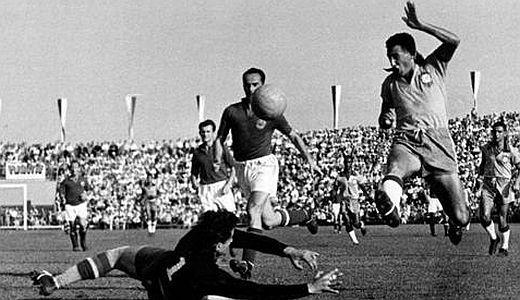 19. jun 1954. godine: Jugoslavija - Brazil 1:1