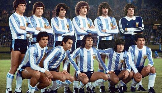 Argentina, šampion sveta iz 1978. godine