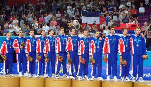 Odbojkaši SR Jugoslavije, olimpijski šampioni
