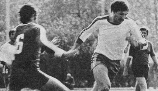Praja Dalipagić - fudbaler