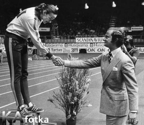 Jelica Pavličić na pobedničkom postolju