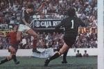 Sa meča Španija - Jugoslavija 1:0 (10. oktobar 1976. godine)