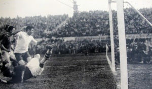 Pedro Čea postiže izjednačujući pogodak