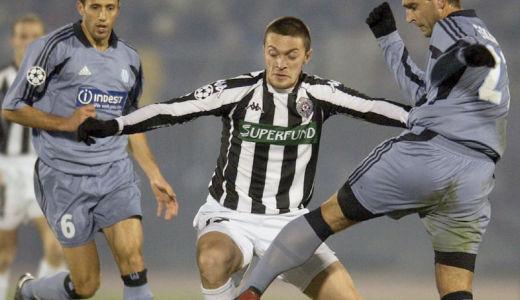 Partizanov debi u Ligi šampiona (6)