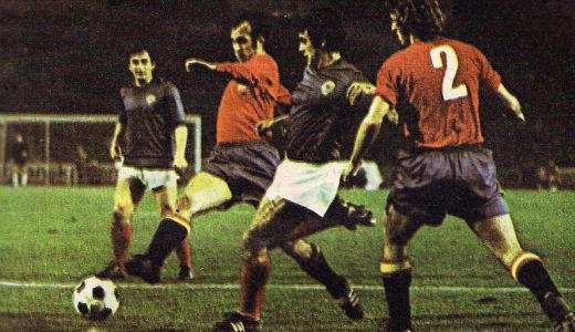 Fudbalski susreti sa Španijom (2)