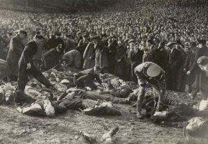 Tragičan prizor sa stadiona u Buenos Airesu