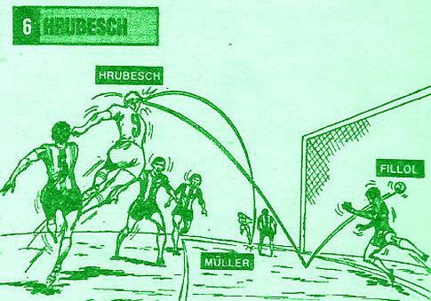 Gol Hrubeša protiv Argentine