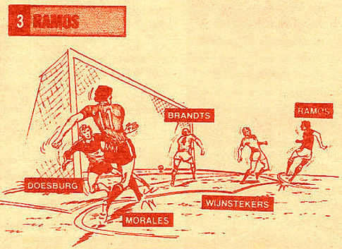 Gol Ramosa protiv Holandije