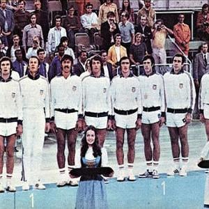 Rukometaši Jugoslavije, olimpijski prvaci iz Minhena 1972. godine