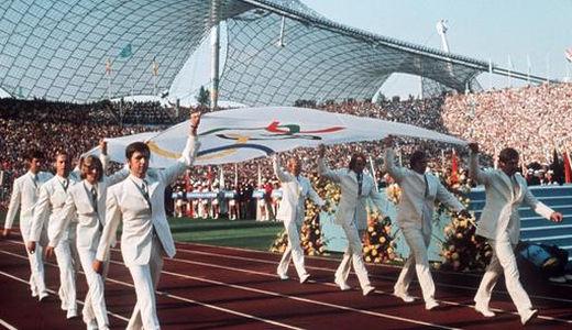 Ceremonija otvaranja Igara u Minhenu 1972. godine