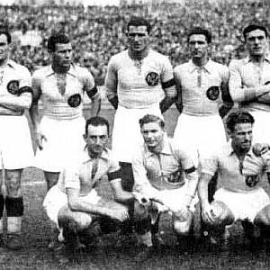 Reprezentacija Jugoslavije pre susreta sa Čehoslovačkom
