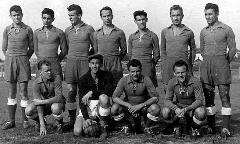 Šampionski tim Crvene zvezde iz 1951. godine
