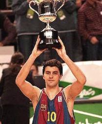 Dejan Bodiroga, MVP finalnog turnira Evrolige 2003. godine