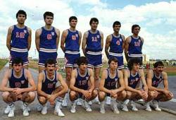 Olimpijski šampioni: košarkaška reprezentacija