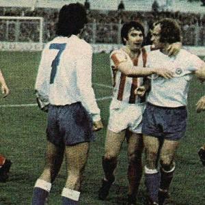 Incidenti na utakmici Hajduk - Crvena zvezda 4:1