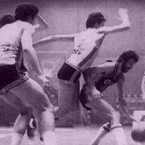 Detalj sa meča Beko - Partizan 89:85