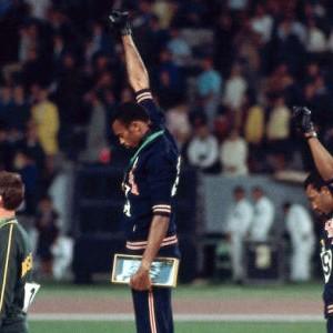 Protest američkih sprintera u Meksiku