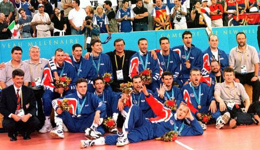 Veliki olimpijski troboj: Hrvatska, Srbija i Slovenija …