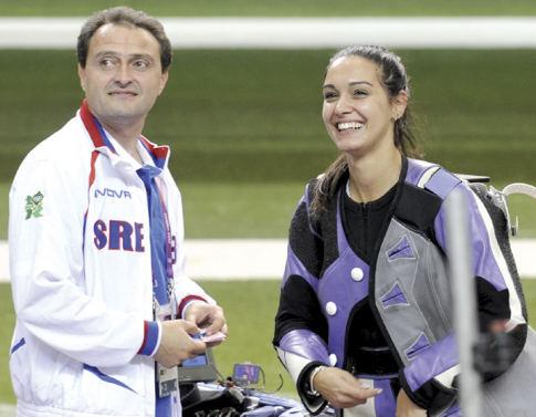 Goran i Ivana Maksimović (FOTO: novosti.rs)
