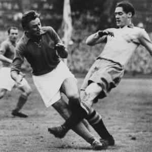 Jugoslavija - Švedska 1:3 (finale fudbalskog turnira na OI u Londonu 1948. godine)