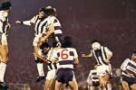 Detalj sa utakmice Partizan - Kvins Park Rendžers 4:0
