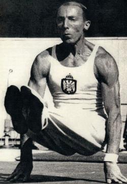 Leon Štukelj, osvajač prvih olimpijskih medalja za zajedničku državu