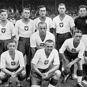 Fudbalska reprezentacija Poljske na Olimpijskim igrama u Berlinu (FOTO: FORUM)
