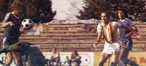 Detalj sa utakmice OFK Beograd - Crvena zvezda 0:0