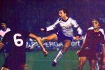 Torino - Dinamo 3:1: Velimir Zajec (beli dres, Dinamo) u akciji