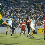 Fudbalsko osvajanje Amerike (1)